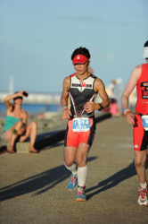 K-RUN:ROAD TO IRONMAN17 Fu: